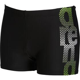 arena Tex Swim Shorts Men black-leaf